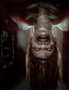 'Exorcista' by Rafael Sarmento