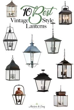 Cool Lighting Ideas For Your Antique Kitchen – Antique Kitchen Ideas Lantern Pendant Lighting, Farmhouse Pendant Lighting, Cool Lighting, Kitchen Lighting, Lighting Ideas, Country Chandelier, Copper Lantern, Pendant Lights, French Farmhouse Decor