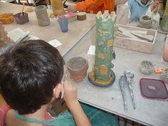 Ateliers stages adultes et enfants   Maison de la poterie de SADIRAC Stage, Pottery, Children, Atelier, Home