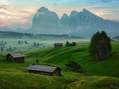 Heaven Dolomites by Marcellian Tan on 500px