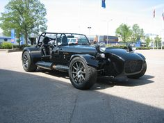 The awesome Caterham 7