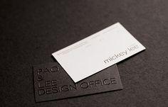 40 Inspiring Business Card Designs
