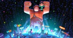 Wreck-It-Ralph 2 Gets Titled Ralph Breaks the Internet -- The first details behind Disney's upcoming sequel Ralph Breaks the Internet: Wreck-It-Ralph 2 were unveiled at CinemaCon. -- http://movieweb.com/wreck-it-ralph-2-ralph-breaks-internet-title-details/