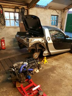 Revisie smart roadster