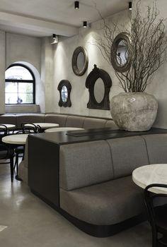 Restaurant Geist, interior