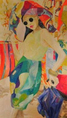 obraz olejny Painting, Art, Art Background, Painting Art, Kunst, Paintings, Performing Arts, Painted Canvas, Drawings