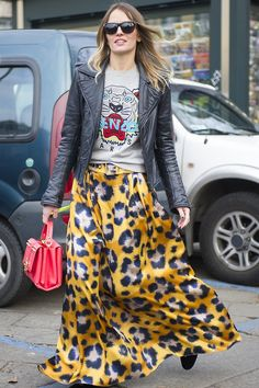 bold prints outfit ideas 10
