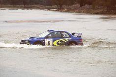Subaru Impreza WRC99 of Juha Kankkunen at 1999 Rally Argentina