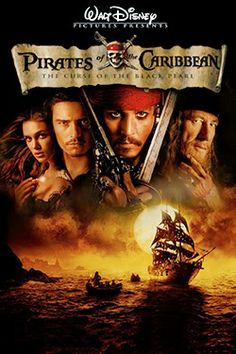 Pirates of the Caribbean: The Curse of the Black Pearl (2003) Hindi Dubbed BRRip 720p Watch Online