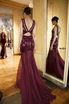 You have to be kidding me, this Zuhair Murad dress is stunning. #zuhairmurad