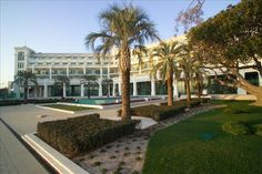 Hotel Las Arenas Balneario Resort - Valencia, Spain : The Leading Hotels of the World Hotel Las Arenas, Valencia, Leading Hotels, Places To See, Spain, Around The Worlds, Exterior, Vacation, Mansions