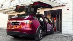 Vilner - Electric shock: Tesla Model X by Vilner