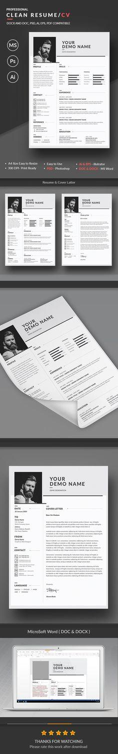 Multipurpose Resume / Cv  @creativework247