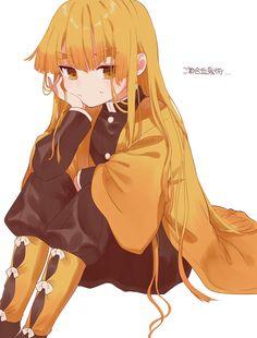 Demon Slayer, Slayer Anime, Anime Chibi, Manga Anime, Female Characters, Anime Characters, Hinata, Gender Bender Anime, Anime Demon