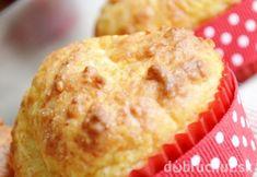Fotorecept: Syrové muffiny