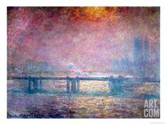Claude Monet 1903 Giclée