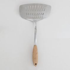 One of my favorite discoveries at WorldMarket.com: Bamboo Fish Spatula