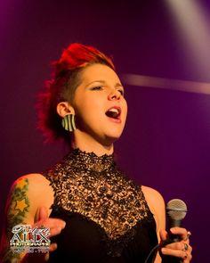 Chanteuse rock quebec
