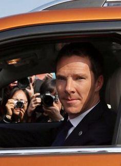 Benedict in Shanghai