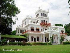 Jaya Mahal Palace Hotel  Bangalore