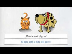 ▶ Basic Spanish Lesson: Prepositions of Place - YouTube