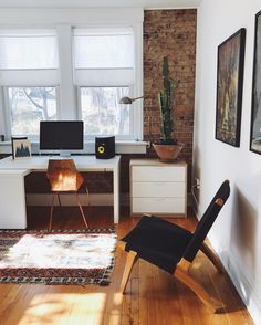 Copper Real Good Chair By Blu Dot. Photo Via @pennyweight On Instagram