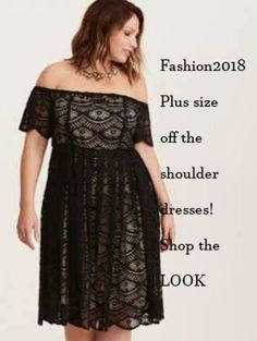 Plus size off the shoulder dresses! Look good, Feel good! #fashion #plussize #dress #offshoulder #affiliate #ssCollective #wearitloveit #lookgoodfeelgood #MyShopStyle #ootd