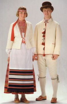 Koivisto (today's Primorsk) Finnish national costumes: Rekko costumes of the Karelian Isthmus and Ingria, former South-Eastern Finland lost to USSR in WWII Folk Costume, Costumes, Ukraine, Norwegian People, Norway Viking, Modern Embroidery, Media Design, Beautiful Outfits, American Girl