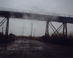 by Todd Hido, from the Landscapes series