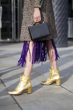 London street style is on another level