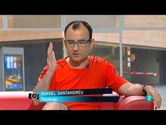 Rafael Santandreu: psicología para adelgazar - YouTube