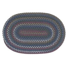 Colonial Mills Barrington Reversible Variegated Rug, Blue