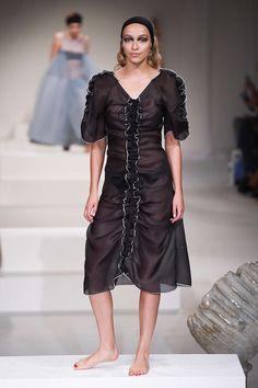 Molly Goddard, Весна/Лето 2018, Лондон, Womenswear