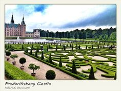 Frederiksborg Castle postcard on Gogobot