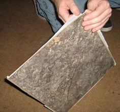 How to Install Peel and Stick Vinyl Floor Squares thumbnail
