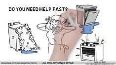 Appliance Repair OKC Oklahoma City Edmond Yukon  youtu.be/Mo75JU6apPw #appliance