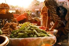 Market in Jaipur, India. Photo by Belinda Askew