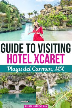 Learn everything you need to know about visiting Hotel Xcaret Mexico in Playa del Carmen. This all-inclusive resort in Quintana Roo even includes entry to Xcaret Park! Discover where to eat at Xcaret, which parks to visit, and what makes this resort so special. | best all inclusive resort in Mexico | best all inclusive hotel in Mexico | riviera maya hotels Travel Ideas, Travel Inspiration, Travel Tips, Travel Destinations, Cabo San Lucas, Cozumel, Puerto Vallarta, Merida, Tulum