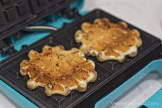 Waffle Iron Day: 10 Treats You Can Secretly Make Using a Waffle Iron