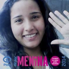 Marina Fernanda Farias #PorSerMenina
