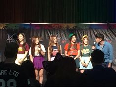 Red Velvet at KCON © to owner