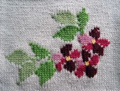 Knitting and More: August 2010