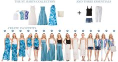 The Best Beach Vacation Clothing That's Luxurious (and Functional) When I first found out about Vacay Style I knew they had something special. After launching their latest collection, St Barts, they've proven it. Find out why their be Beach Vacation Outfits, Cruise Outfits, Vacation Dresses, Vacation Clothing, Unique Vacations, St Barts, Cute Summer Outfits, Resort Wear, Capsule Wardrobe