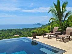 Gorgeous New Oceanview Villa Sleeps 12-Playa Hermosa (Costa Rica)