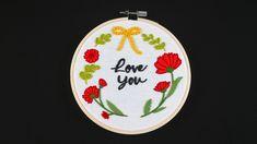 다이소 프랑스자수 세트 카네이션 리스 수놓기 Daiso carnation hand embroidery kit Hand Embroidery, Love You, Christmas Ornaments, Holiday Decor, Home Decor, Te Amo, Decoration Home, Je T'aime, Room Decor