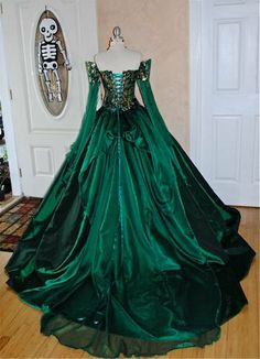 Cersei Game of Thrones Medieval Corset Gown Silk and Chiffon Custom on Wanelo