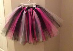 Monster high tutu skirt Monster High Tutu, Tutu Dresses, Tulle, Skirts, Fashion, Moda, La Mode, Tutu, Skirt