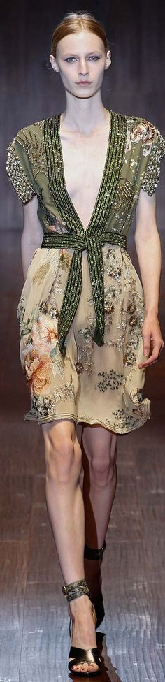 ~Gucci Collection Spring 2015
