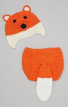 Little fox costume!