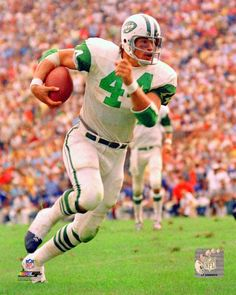 John Riggins Signed Jets PhotoJets Great John Riggins has personally hand-signed this Photo-John Riggins became feared Running Back too in his time Nfl Football Players, Football Memes, School Football, Sports Memes, Football Cards, New York Jets Football, Ku Football, Baseball Cards, Football Stuff